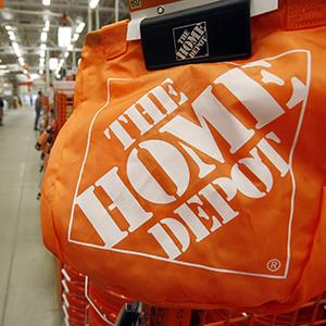Caption: Home Depot store in Williston, Vt.