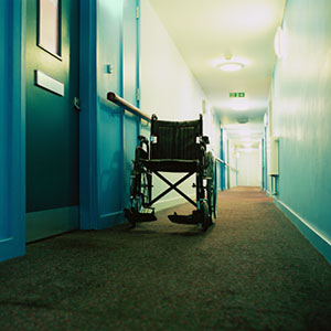 Wheelchair © Image Source/Getty Images