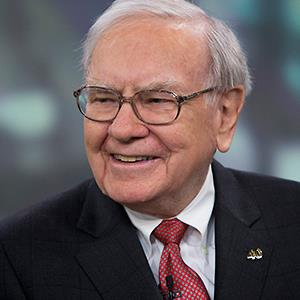 Warren Buffett, chairman and chief executive officer of Berkshire Hathaway Inc. © Scott Eells/Bloomberg via Getty Images