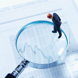 Image: Stock market report © ULTRA.F/Digital Vision/Getty Images