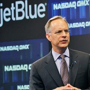 JetBlue CEO Dave Barger