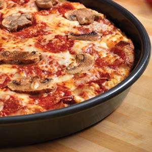 A Domino's pizza / via PRNewsFoto/Domino's Pizza