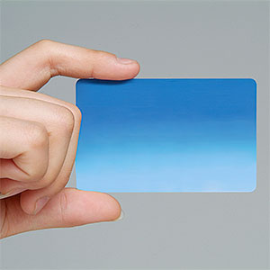 Blank Credit card © Astock/Corbis