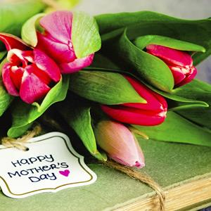 Mother's Day Gift of Fresh Flowers © Catherine Lane/Getty Images