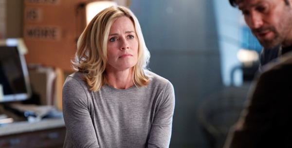 Elisabeth Shue as Julie Finlay on 'CSI' / CBS