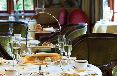 Ascot Afternoon Tea at Pennyhill Park