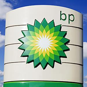 BP sign in Europe © Image Broker/Rex Features