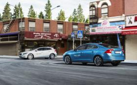 AstaZero proving ground. Photo by Volvo.