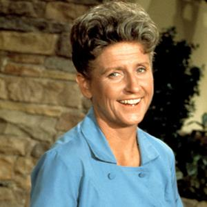 Ann B. Davis as Alice on 'The Brady Bunch' © Everett Digital