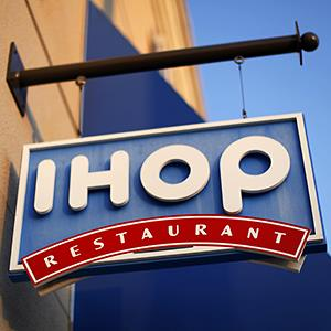 An IHOP restaurant in Del Mar, Calif. © Mike Blake/Reuters