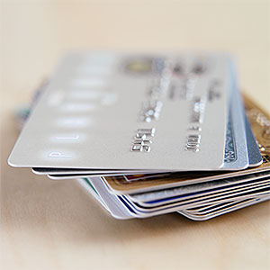 Debit and credit cards © Fancy, Veer, Corbis, Corbis