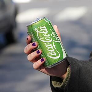 Credit: © Claudio Santisteban/Demotix/CorbisCaption: Green Coke launched in Argentina with natural sweetener Stevia
