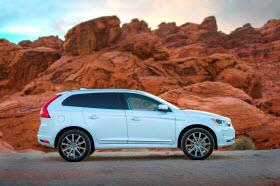 2015 Volvo XC60. Photo by Volvo.