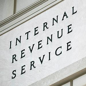 Internal Revenue Service © Getty Images