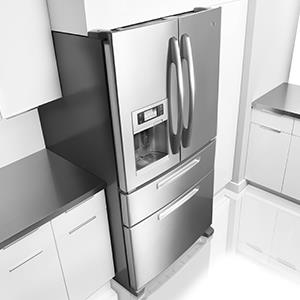 Maytag energy efficient four-door refrigerator