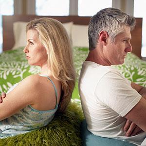 Couple arguing © Randy Faris, Corbis