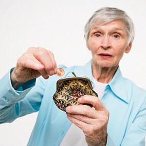 Senior woman © Corbis
