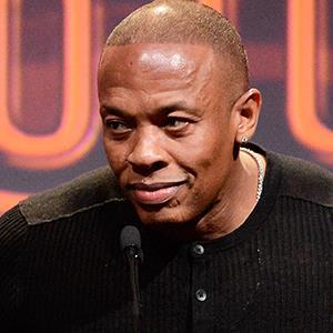 Credit: © Phil McCarten/Invision for ASCAP/AP ImagesCaption: Dr. Dre at the ASCAP Rhythm & Soul Music Awards