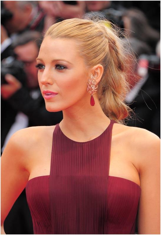 Blake Lively durante el Festival de Cannes