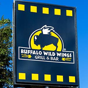 A Buffalo Wild Wings Bar & Grill in Orlando, Fla. (© Ian Dagnall/Alamy)