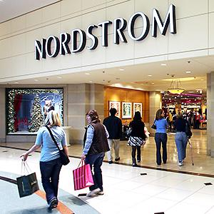 The Nordstrom store located in Troy, Mich. © Gary Malerba/AP