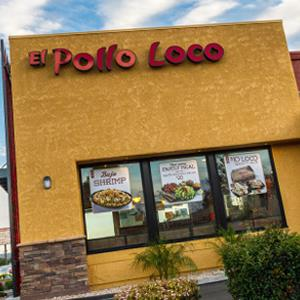 An El Pollo Loco Restaurant in Upland Calif. © John Crowe/Alamy