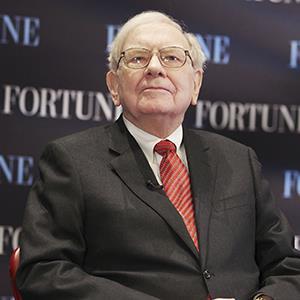 Caption: Billionaire investor Warren BuffettCredit: © Nati Harnik/AP