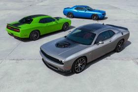 2015 Dodge Challenger. Photo by Dodge.