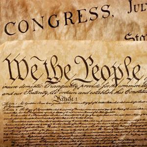 US Constitution Credit: © Jon Helgason/Alamy