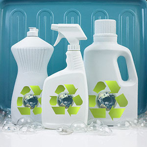 Cleaning products © Burke/Triolo Productions/Brand X/Corbis