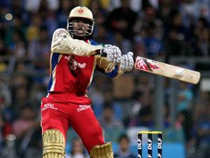 Chris Gayle playing in the IPL (AP Photo-Rajanish Kakade)