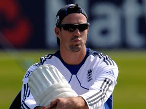Kevin Pietersen (AP Photo-Tom Hevezi)