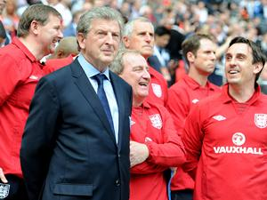England manager Roy Hodgson (Owen Humphreys-PA Wire)