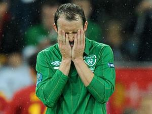 Aiden McGeady, Republic of Ireland - PA