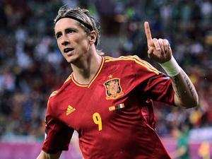 Fernando Torres, Spain - PA