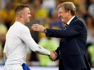 Roy Hodgson looks happy