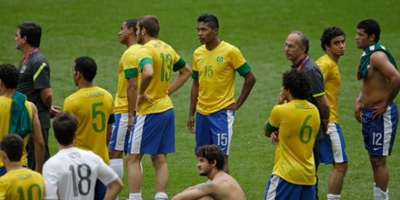 Brazil were justly beaten