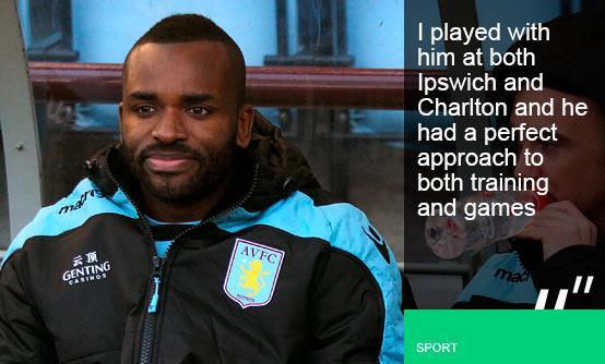 Darren Bent, Aston Villa - PA