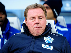 Harry Redknapp, QPR - PA