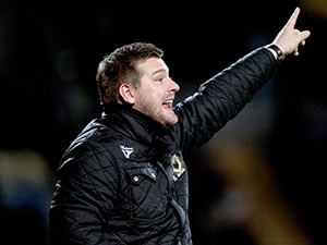 Wimbledon manager Karl Robinson (John Walton-EMPICS Sport)