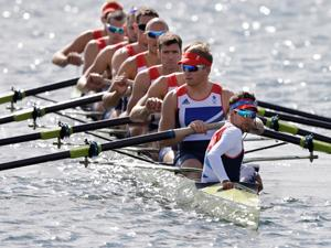 Team GB's men's eight