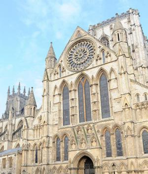 York Minster. Image (C) PA Wire.