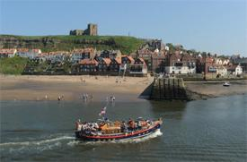 Whitby. Image (C) PA Wire