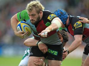 Joe Marler: Flash and bash