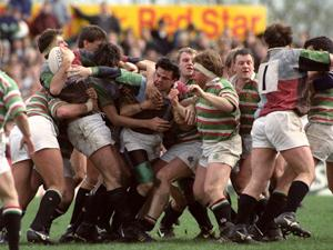 Tigers and Quins have very different rugby histories