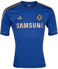 Chelsea's new kit