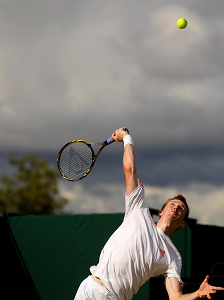 Jonathan Marray is the first Brit to reach the men's double finals at Wimbledon in 52 years.