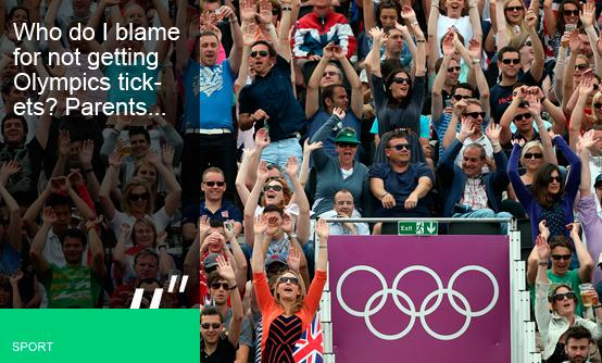 Olympics crowds (Image &#169; David Davies/PA Wire)