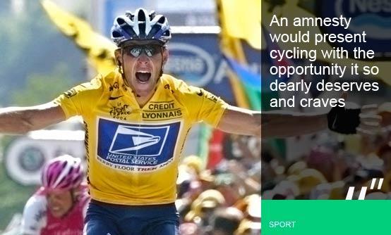 Lance Armstrong - PA