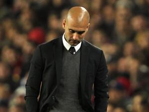 Pep Guardiola (Stephen Pond-EMPICS Sport)